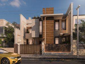 تصميم منزل في محافظة ميسان – العمارة